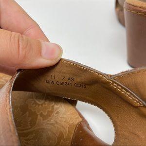 boc Shoes - BOC Leather Wedges